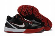 Wholesale Cheap Nike Kobe 4 Shoes Black Red White
