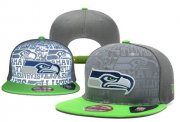 Wholesale Cheap Seattle Seahawks Snapbacks YD012