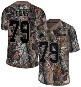 Wholesale Cheap Nike Lions #79 Kenny Wiggins Camo Youth Stitched NFL Limited Rush Realtree Jersey