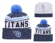 Wholesale Cheap NFL Tennessee Titans Logo Stitched Knit Beanies 011