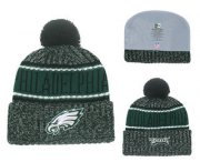 Wholesale Cheap Philadelphia Eagles Beanies Hat YD 18-09-19-01