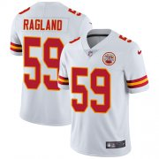 Wholesale Cheap Nike Chiefs #59 Reggie Ragland White Youth Stitched NFL Vapor Untouchable Limited Jersey