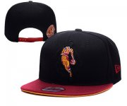Wholesale Cheap NBA Cleveland Cavaliers Snapback Ajustable Cap Hat YD 03-13_37