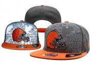Wholesale Cheap Cleveland Browns Snapbacks YD002