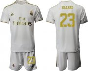 Wholesale Real Madrid #23 Danilo Marine Environmental Protection Home Soccer Club Jersey