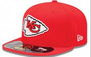 Wholesale Cheap Kansas City Chiefs fitted hats 01