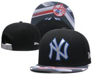 Wholesale Cheap New York Yankees Snapback Ajustable Cap Hat GS 12