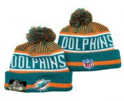 Wholesale Cheap Miami Dolphins Beanies Hat YD