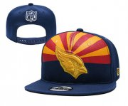 Wholesale Cheap Cardinals Team Logo Navy 2019 Draft Adjustable Hat YD