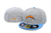 Wholesale Cheap Los Angeles Chargers fitted hats 12