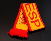 Wholesale Cheap Spain Soccer Football Scarf Red