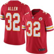 Wholesale Cheap Nike Chiefs #32 Marcus Allen Red Team Color Men's Stitched NFL Vapor Untouchable Limited Jersey