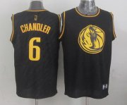 Wholesale Cheap Dallas Mavericks #6 Tyson Chandler Revolution 30 Swingman 2014 Christmas Day Black Jersey