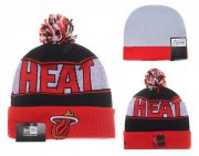 Wholesale Cheap Miami Heat Beanies YD003