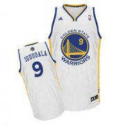 Wholesale Cheap Golden State Warriors #9 Andre Iguodala White Swingman Jersey