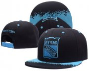 Wholesale Cheap NHL New York Rangers Stitched Snapback Hats 001