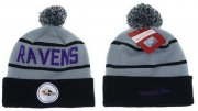 Wholesale Cheap Baltimore Ravens Beanies YD001