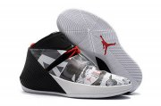 Wholesale Cheap Jordan Why Not Zero.1 Mirror Image Black/White-Red