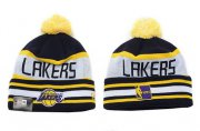 Wholesale Cheap Los Angeles Lakers Beanies YD012