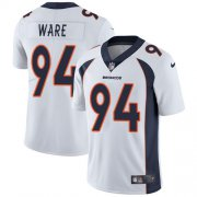 Wholesale Cheap Nike Broncos #94 DeMarcus Ware White Youth Stitched NFL Vapor Untouchable Limited Jersey
