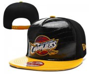 Wholesale Cheap NBA Cleveland Cavaliers Snapback Ajustable Cap Hat YD 03-13_05