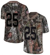 Wholesale Cheap Nike Bengals #25 Giovani Bernard Camo Youth Stitched NFL Limited Rush Realtree Jersey