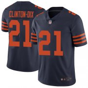 Wholesale Cheap Nike Bears #21 Ha Ha Clinton-Dix Navy Blue Alternate Men's Stitched NFL Vapor Untouchable Limited Jersey