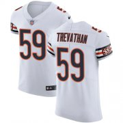 Wholesale Cheap Nike Bears #59 Danny Trevathan White Men's Stitched NFL Vapor Untouchable Elite Jersey