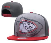Wholesale Cheap NFL Kansas City Chiefs Stitched Snapback Hats 064