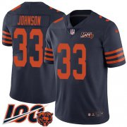 Wholesale Nike Bears #10 Mitchell Trubisky Lights Out Black Men's Stitched NFL Limited Rush Jersey