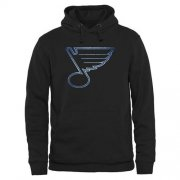 Wholesale Cheap St. Louis Blues Rinkside Pond Hockey Pullover Hoodie Black