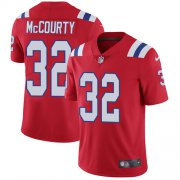 Wholesale Cheap Nike Patriots #32 Devin McCourty Red Alternate Men's Stitched NFL Vapor Untouchable Limited Jersey