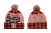 Wholesale Cheap Denver Broncos Beanies YD005