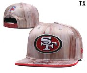 Wholesale Cheap San Francisco 49ers TX Hat