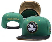 Wholesale Cheap Boston Celtics Snapback Ajustable Cap Hat YD 3