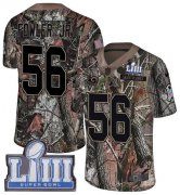 Wholesale Cheap Nike Rams #56 Dante Fowler Jr Camo Super Bowl LIII Bound Men's Stitched NFL Limited Rush Realtree Jersey