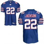 Wholesale Cheap Bills #22 Fred Jackson Baby Blue Stitched NFL Jersey