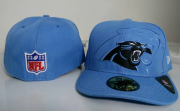 Wholesale Cheap Carolina Panthers fitted hats 08
