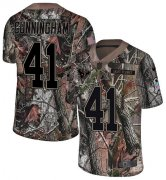 Wholesale Cheap Nike Texans #41 Zach Cunningham Camo Youth Stitched NFL Limited Rush Realtree Jersey