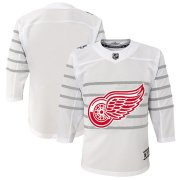 Wholesale Cheap Youth Detroit Red Wings White 2020 NHL All-Star Game Premier Jersey