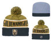 Wholesale Cheap Vegas Golden Knights Beanies 1