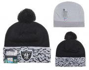 Wholesale Cheap Oakland Raiders Beanies YD010