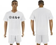 Wholesale Cheap Chelsea Blank White Soccer Club T-Shirt