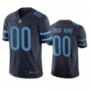 Wholesale Cheap Chicago Bears Custom Navy Vapor Limited City Edition NFL Jersey