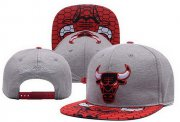 Wholesale Cheap NBA Chicago Bulls Snapback Ajustable Cap Hat XDF 03-13_09