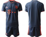 Wholesale Cheap Bayern Munchen Blank Third Soccer Club Jersey