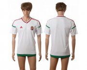 Wholesale Cheap Hungary Blank Away Soccer Country Jersey
