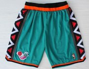 Wholesale Cheap 1996 NBA All-Stars Green Short