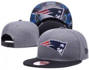 Wholesale Cheap NFL New England Patriots Team Logo Snapback Adjustable Hat 11