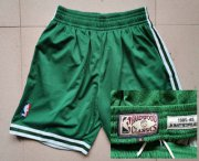 Wholesale Cheap Men's Boston Celtics Green Hardwood Classics Soul Swingman Throwback Jersey